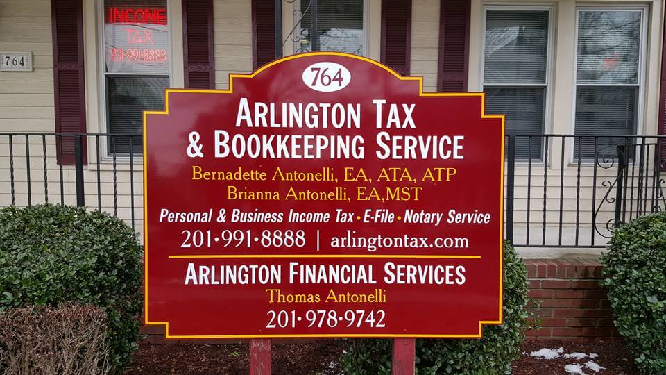 Welcome to Arlington Tax in Kearny NJ